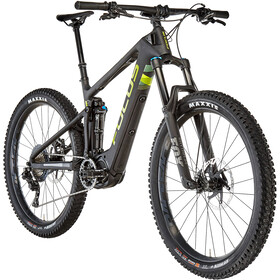 FOCUS Jam² 9.7 Plus Di2 E-MTB Full Suspension black